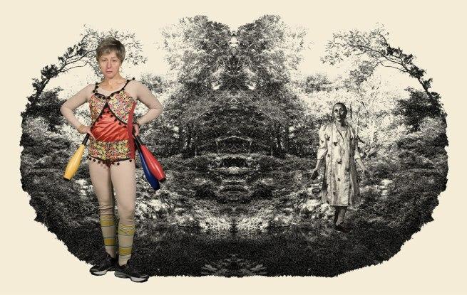 Cindy Sherman. 'Untitled #549-C' 2010