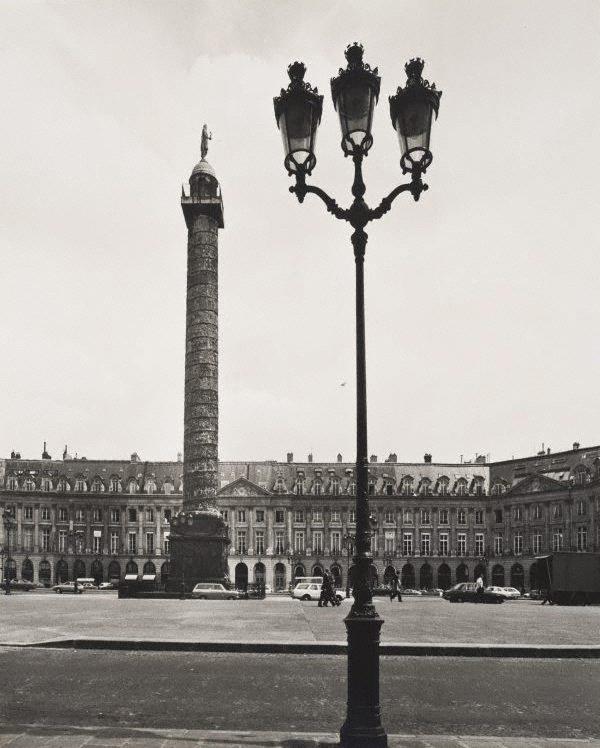 Max Dupain. 'Untitled (Place Vendôme with the column)' 1978