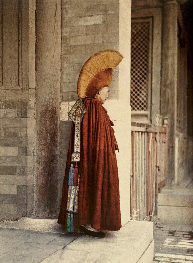 Stephane Passet. 'China, Beijing' 26 May 1913