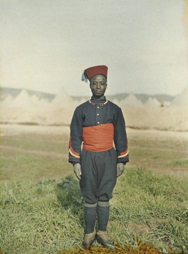 Stephane Passet. 'Morocco, Fes' January 1913