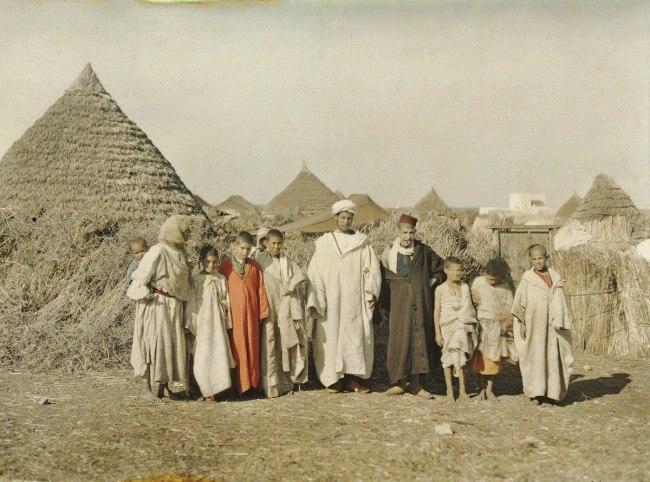 Stephane Passet. 'Morocco, Benguerir' December 1912 / January 1913