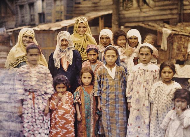 Stephane Passet. 'Turkey, Istanbul September' 1912