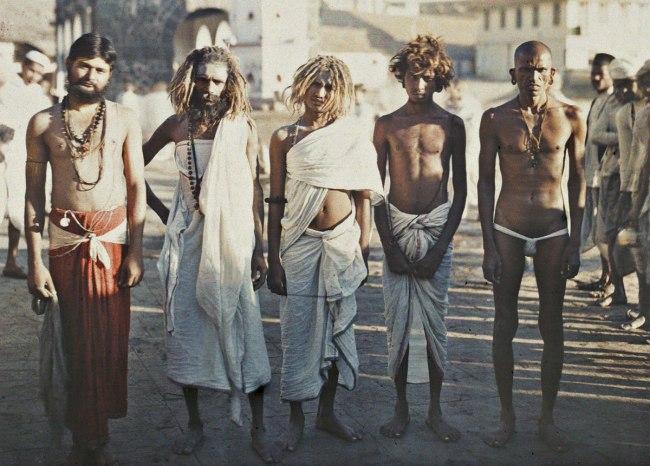 Stephane Passet. 'India, Bombay' 17 December 1913