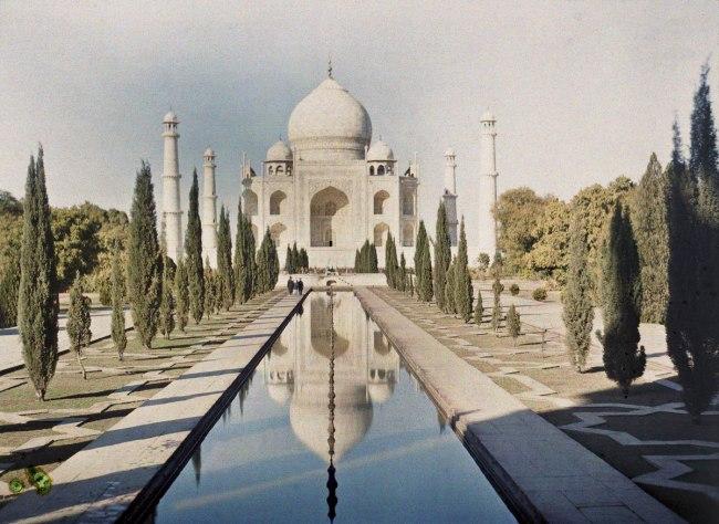 Stephane Passet. 'India, Uttar Pradesh' 19 - 21 January 1914
