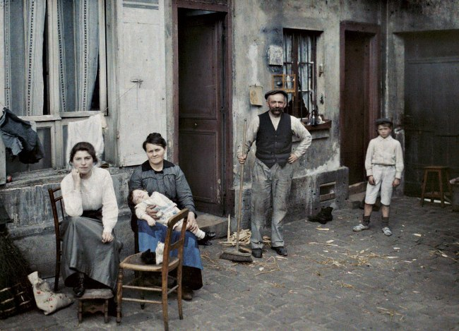Stephane Passet. 'France, Paris' 24 June 1914