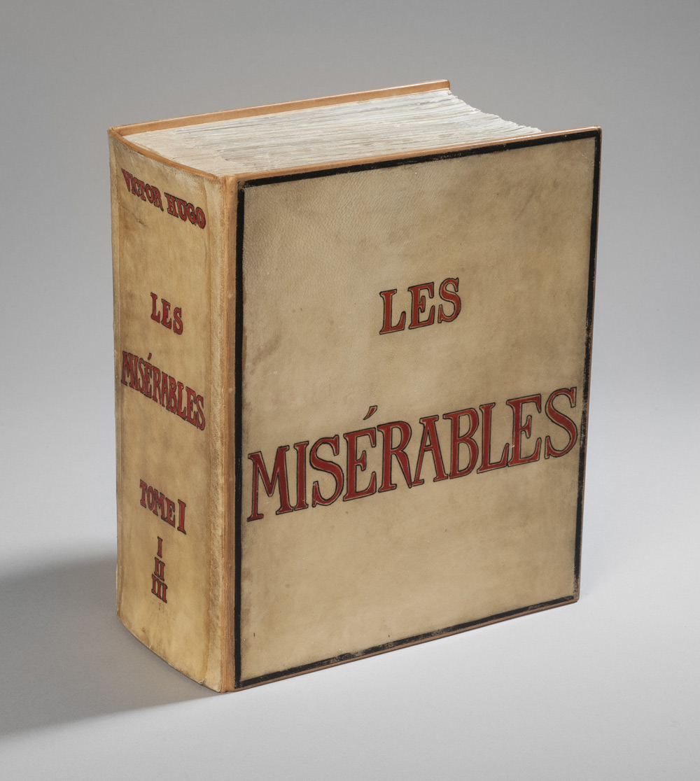 critical essay on les miserables Free essay on critical analysis of les miserables available totally free at echeatcom, the largest free essay community.