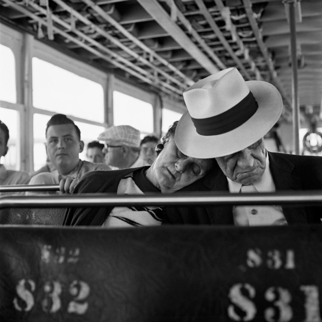 Vivian Maier. 'April 7, 1960. Florida'