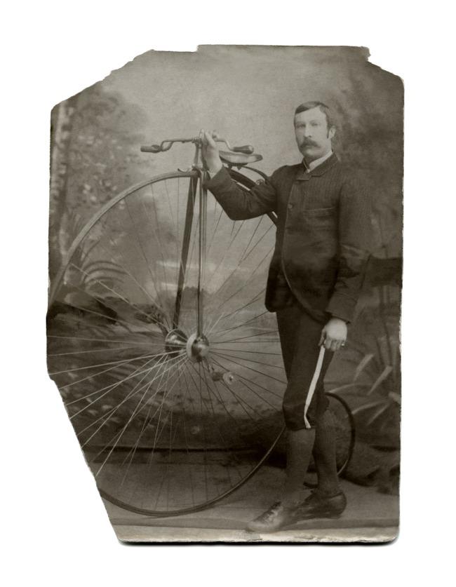 William bicycle restored