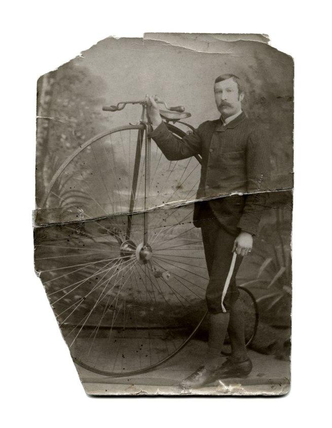 William bicycle unrestored