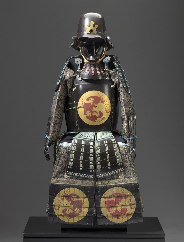 how to build samurai armor