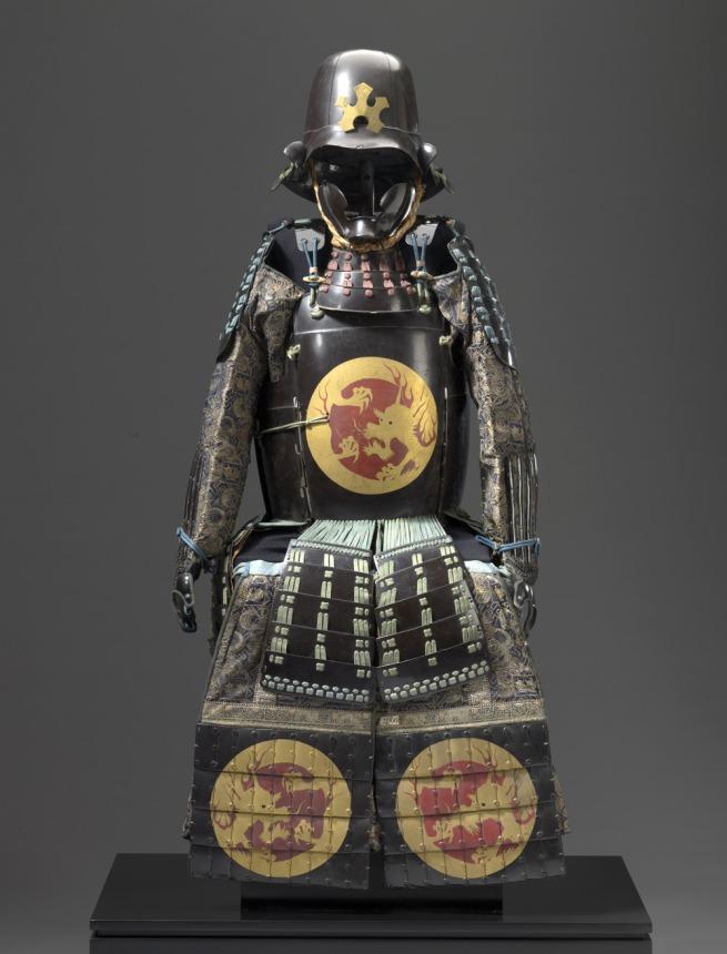 Japanese Armour 18th century