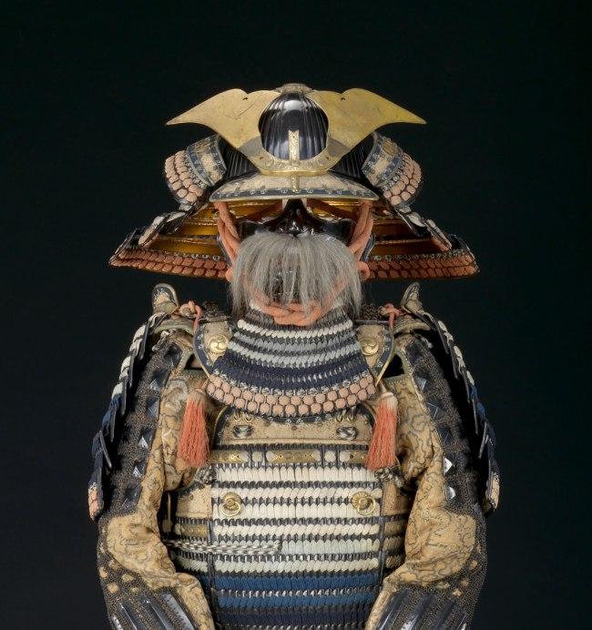 Japanese Armour Edo period (detail)