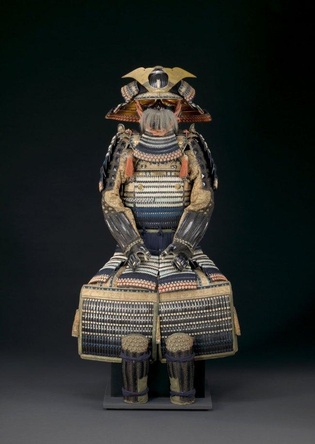 Japanese Armour Edo period