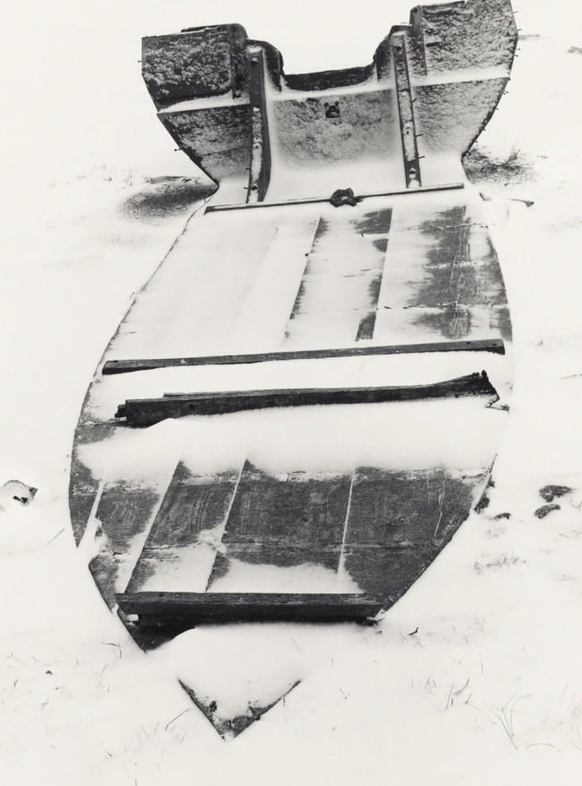 Minor White. 'Essence of Boat, Lanesville, Massachusetts' 1967