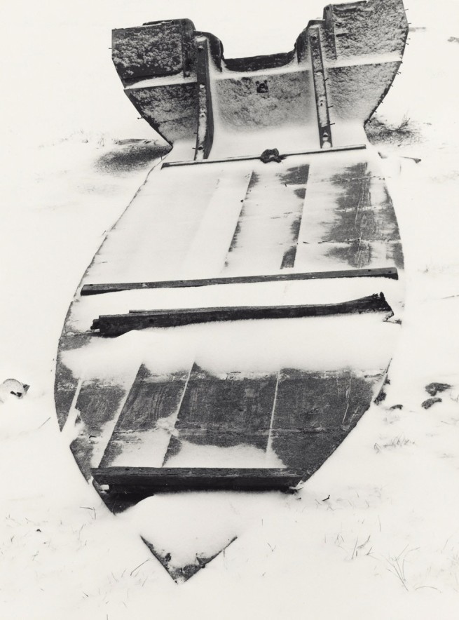 Minor White. 'Essence of Boat, Lanesville, Massachusetts' 1967