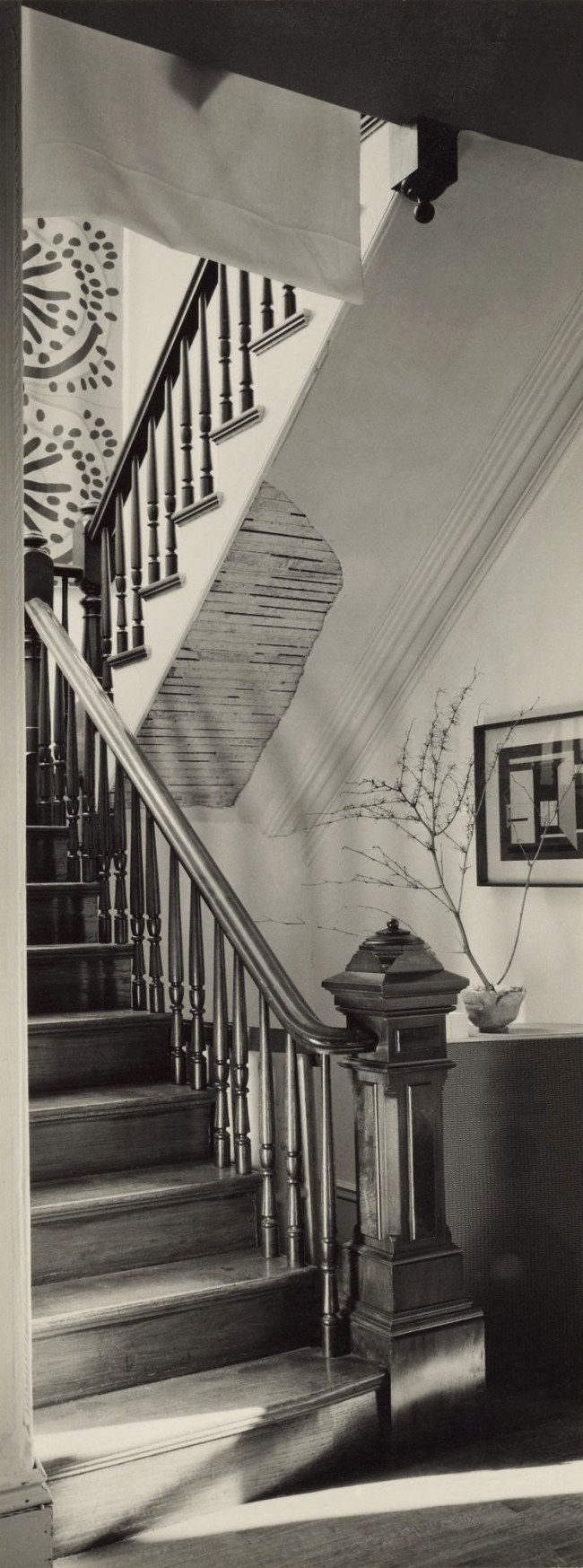 Minor White. '203 Park Ave., Arlington, Massachusetts' 1966