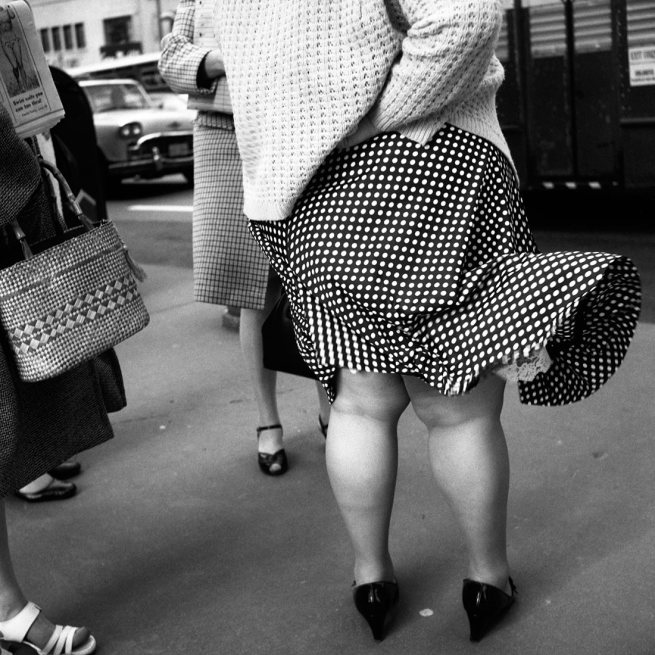 Vivian Maier. 'May 27, 1970. Chicago, IL'