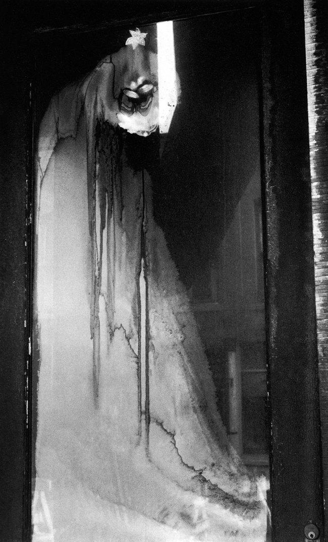 Minor White. 'Batavia, New York' 1958