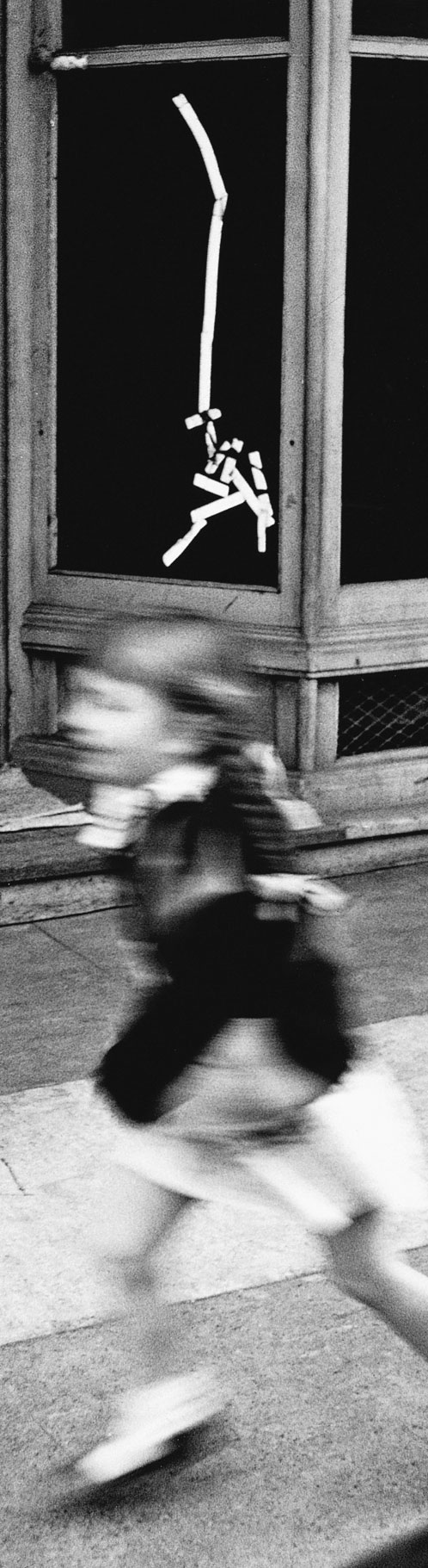 Minor White. 'Mission District, San Francisco, California' 1949