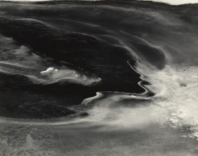 Minor White. 'Stony Brook State Park, New York' 1960