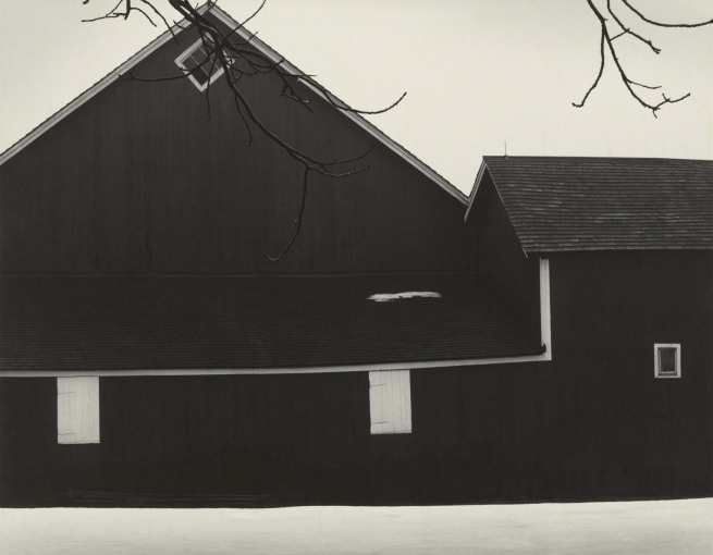 Minor White. 'Vicinity of Rochester, New York' 1954