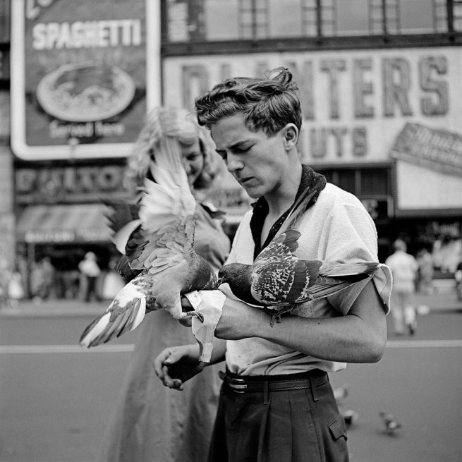 Vivian Maier. 'Undated, New York, NY'