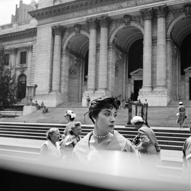 Vivian Maier. 'Undated, New York, NY'