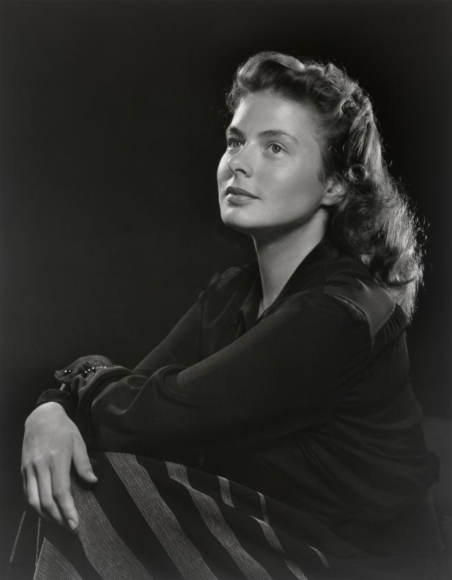 Yousuf Karsh. 'Ingrid Bergman' 1946