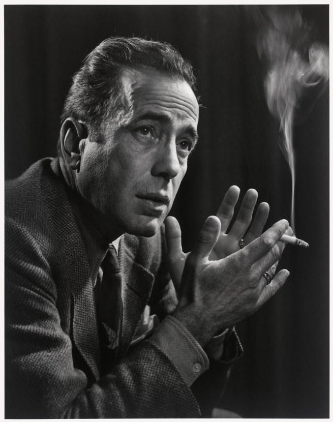 Yousuf Karsh. 'Humphrey Bogart' 1946