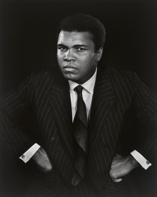Yousuf Karsh. 'Muhammad Ali' 1970