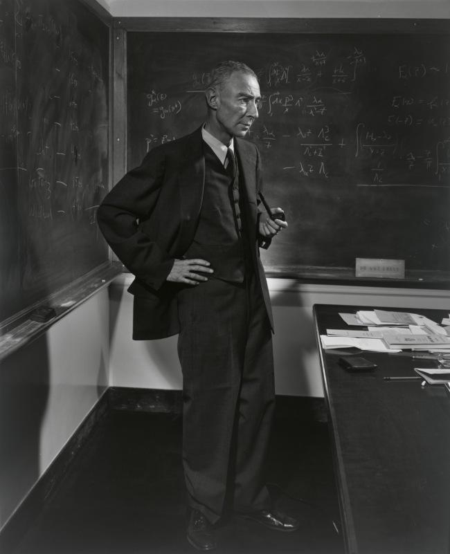Yousuf Karsh. 'Robert Oppenheimer' 1956