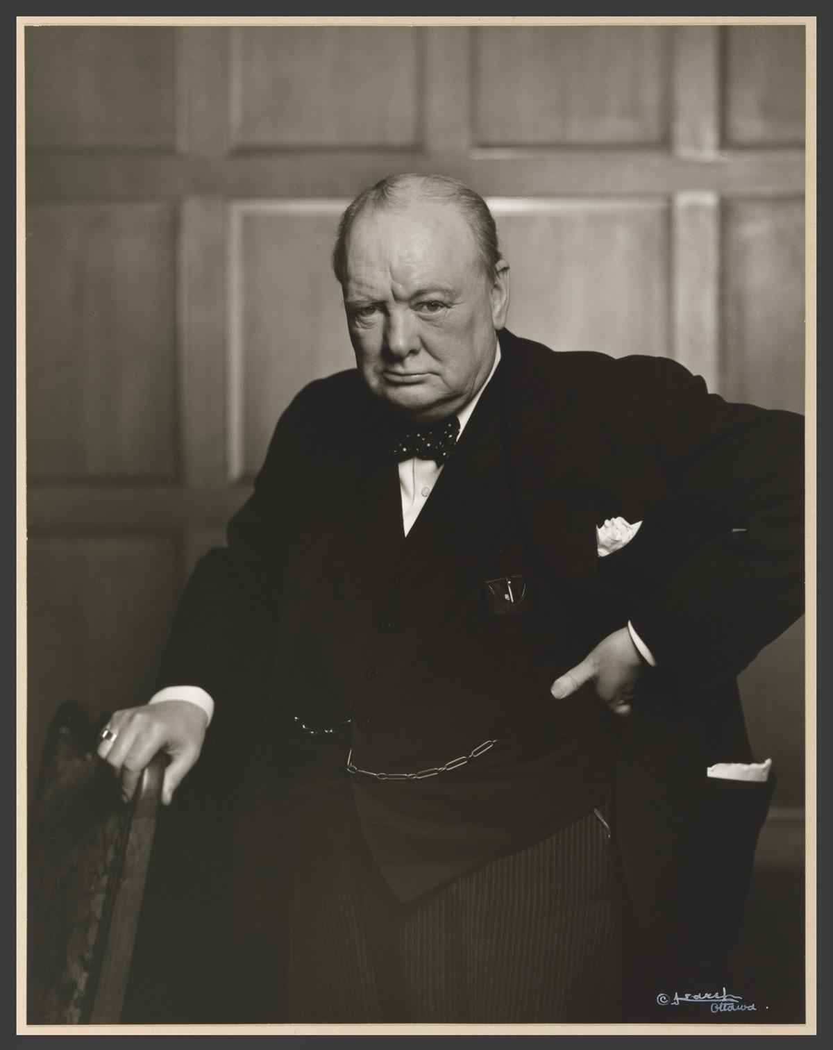 Winston Churchill Biography