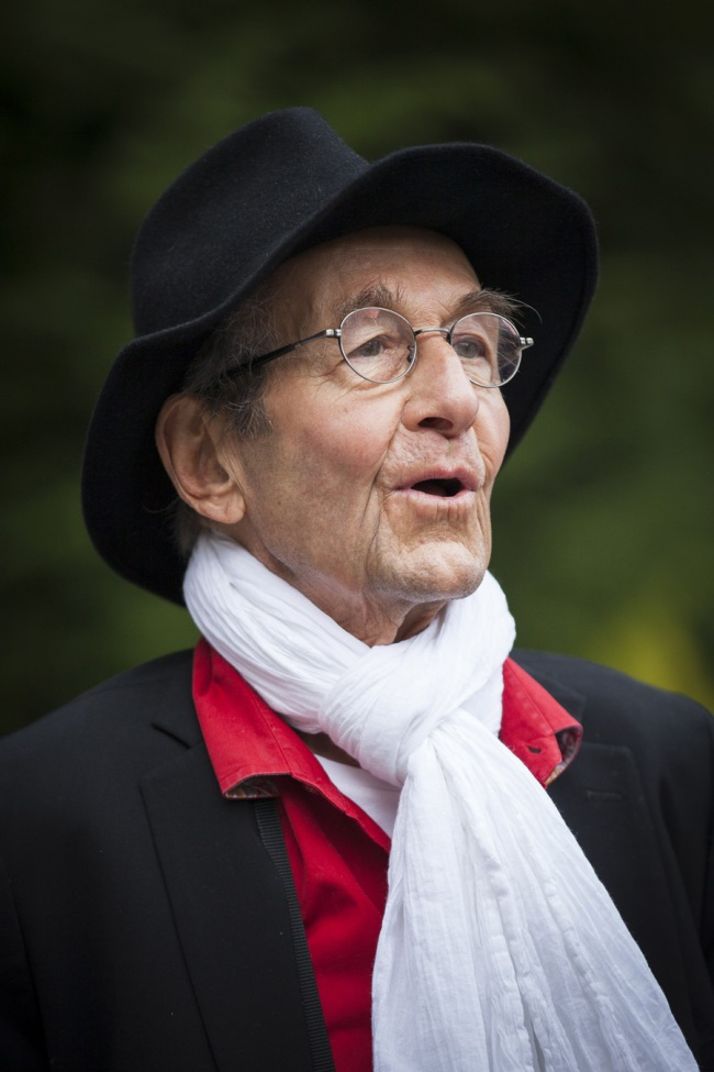 René Burri(Swiss, 1933-2014) 'Nuit des images' 2013
