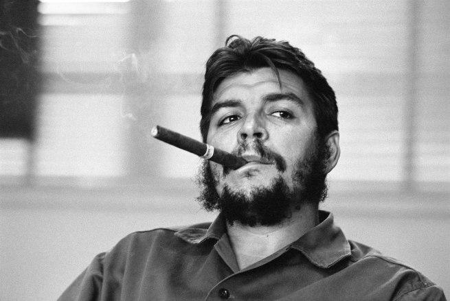 René Burri. 'Ernesto Guevara (Che) Havana' 1963