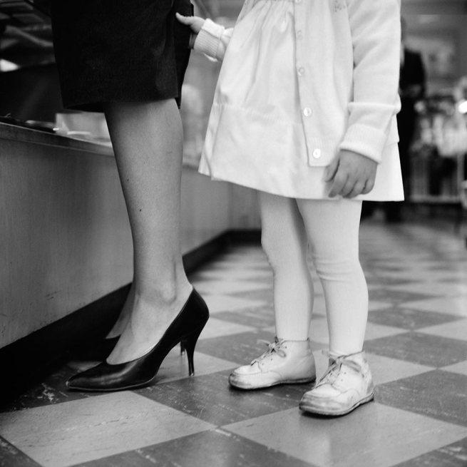 Vivian Maier. 'September 18, 1962'