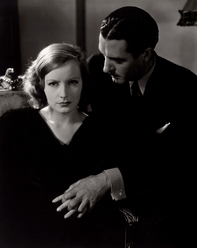 Edward Steichen. 'Greta Garbo and John Gilbert' 1928