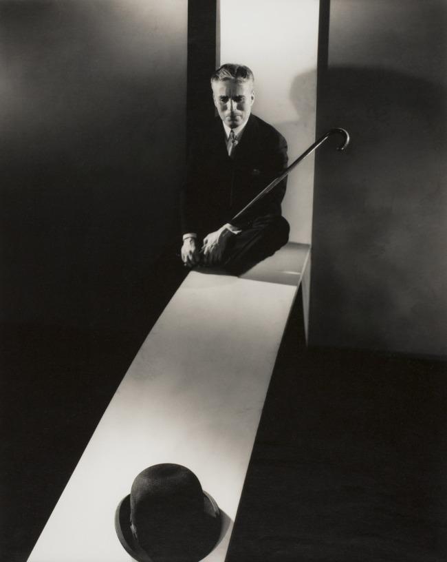 Edward Steichen. 'Charles Chaplin' 1931
