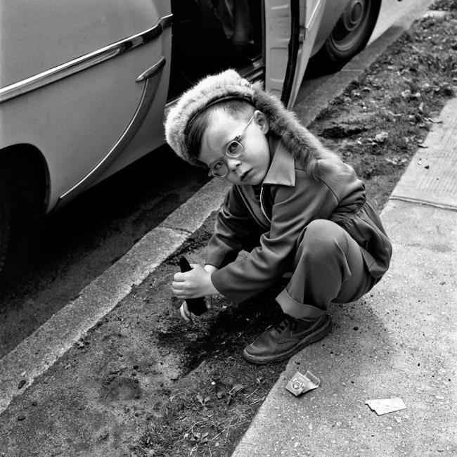 Vivian Maier. 'Undated, Vancouver, Canada'