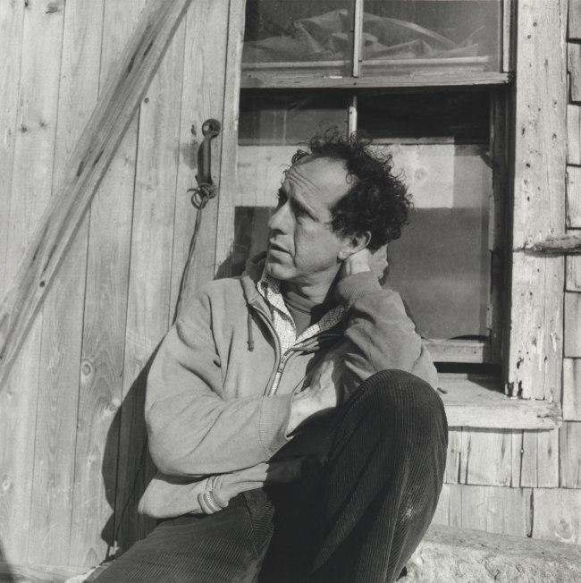 Walker Evans. 'Robert Frank' Nova Scotia, 1969-71
