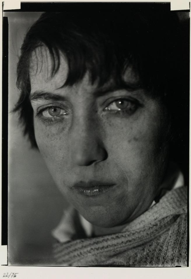 Walker Evans. 'Berenice Abbott' 1929-30