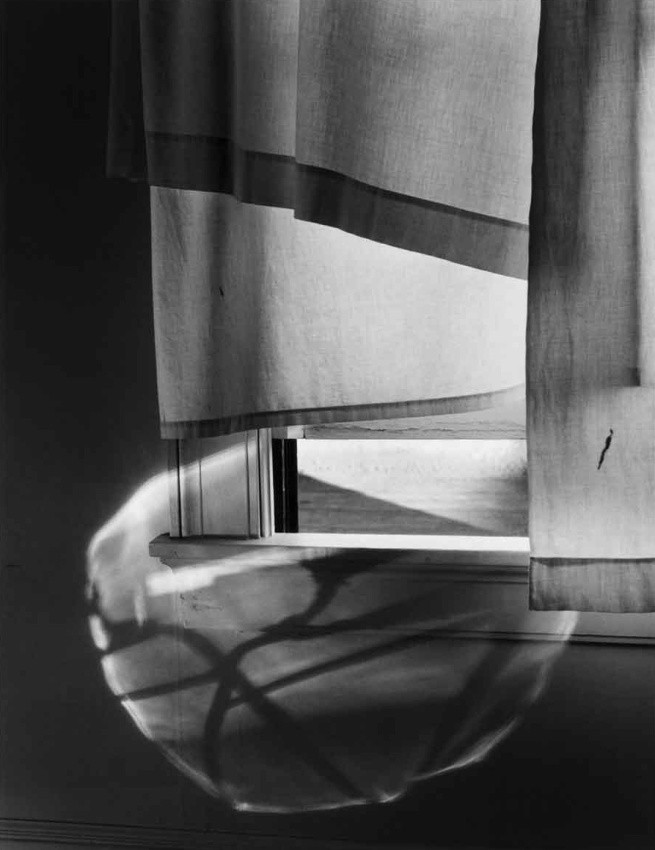 Minor White. 'Windowsill Daydreaming, Rochester, New York' 1958