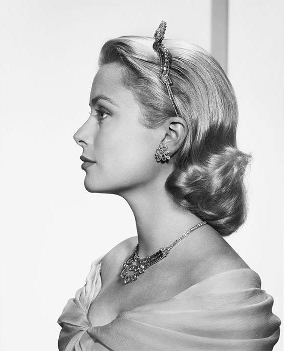 Yousuf Karsh. 'Grace Kelly' 1956