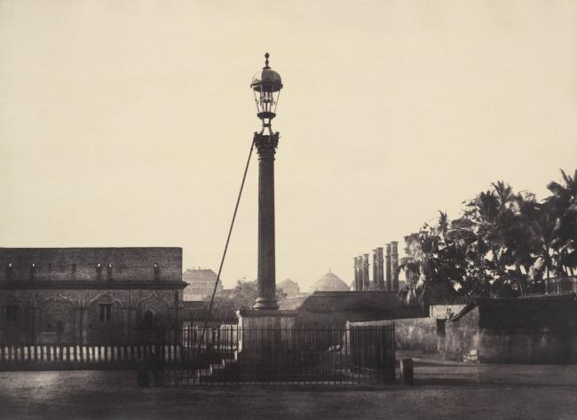 Linnaeus Tripe. 'Madura: The Blackburn Testimonial, January - February 1858' 1858