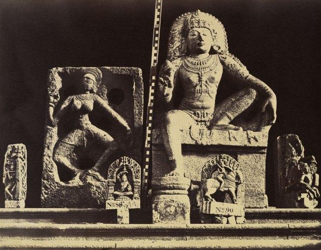 Linnaeus Tripe. 'Central Museum Madras: Group 27, May - June 1858' 1858