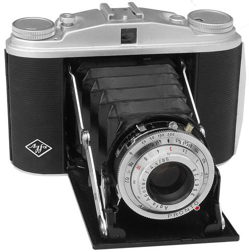 Agfa Isolette II camera 1960s
