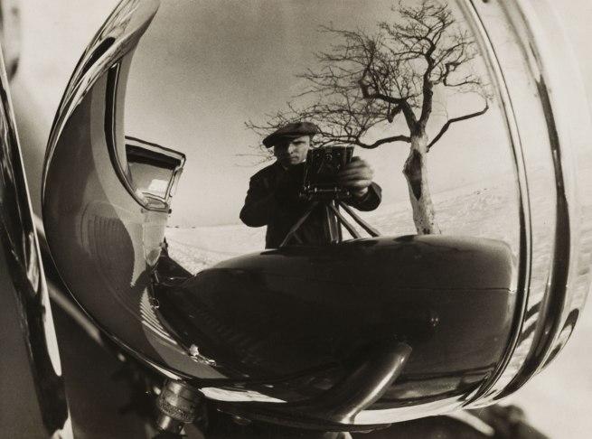 Albert Renger-Patzsch. 'Self-Portrait' 1926/27