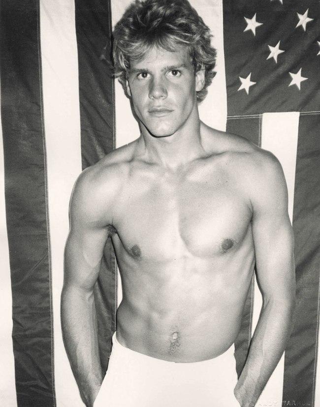 Andy Warhol. 'Craig Sheffer' 1982