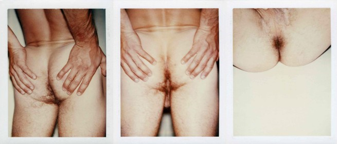 Andy Warhol. 'Nude Male Model' 1977