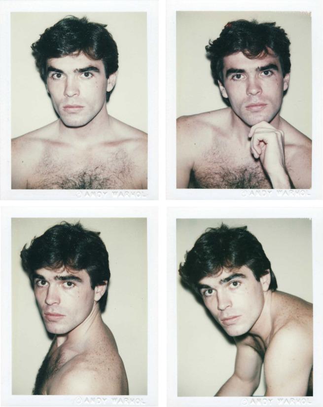 Andy Warhol. 'Sean McKeon' 1980