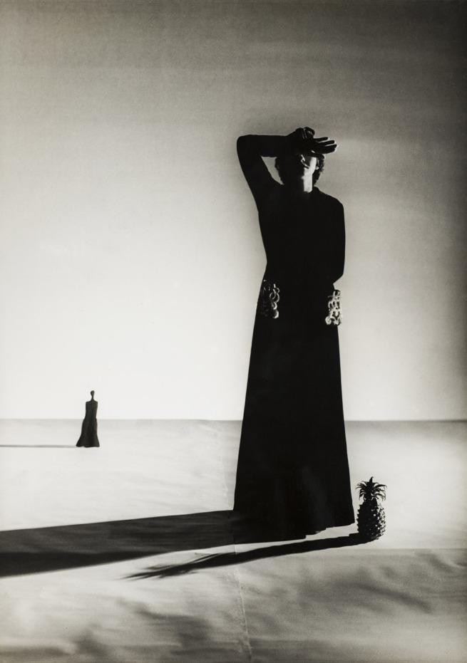 Genia Rubin. 'Lisa Fonssagives. Gown: Alix (Madame Grès)' 1937